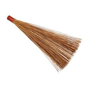 Floor cleaning natural coconut grass broomsticks (bamboo) are easy to reach into the corners of your room/home & mop away dust/other particles which resides.