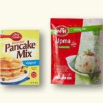 Ready to Eat meals, Instant mixes & Desserts