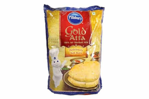 Pillsbury gold atta 5kg contains high level of nutrition.Pillsbury gold atta's fiber which is healthy and absolutely essential being of superior quality.