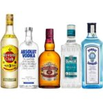 Selected Alcohol